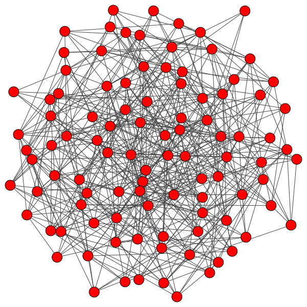 Example of a Random Network